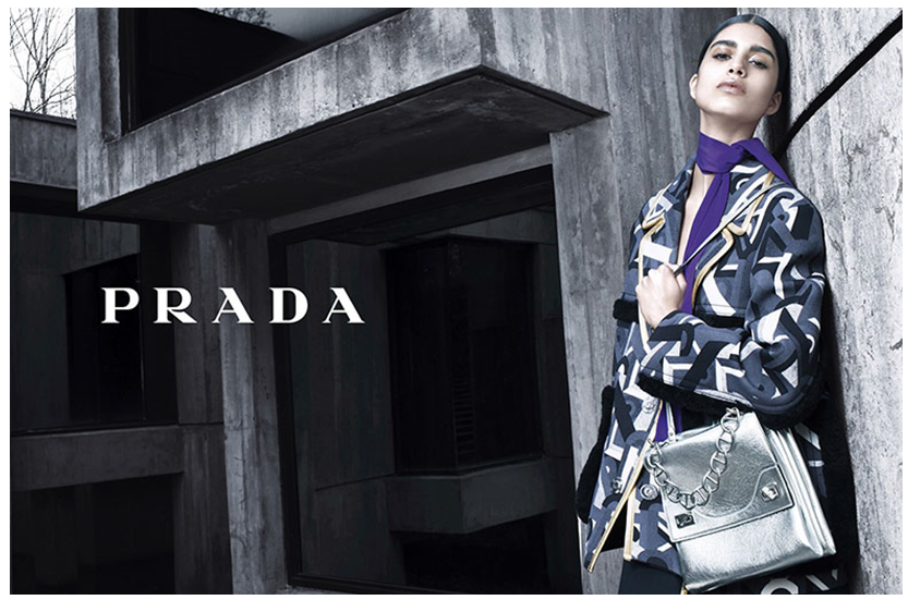Prada Fall Campaign
