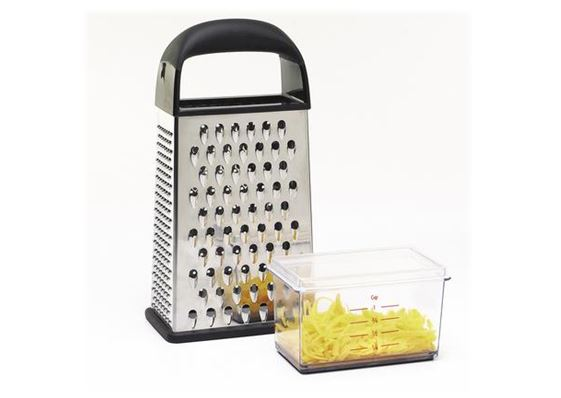 Oxo Box Grater WAS €21.95 NOW €17.56.