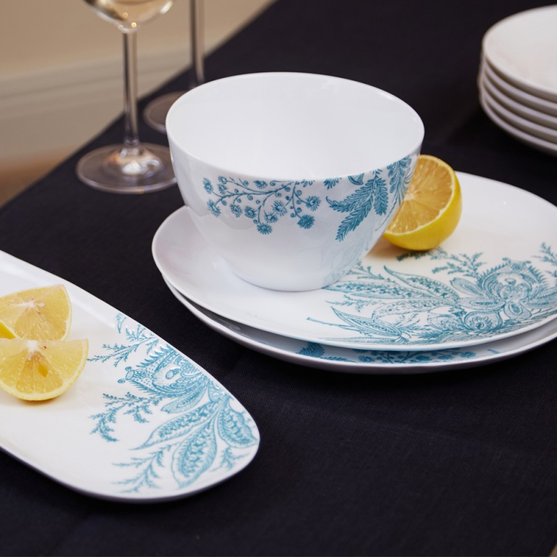 Spring Floral Dinnerware Collection