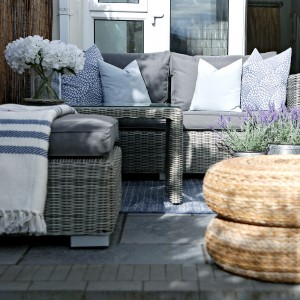Patio Furniture from M&B
