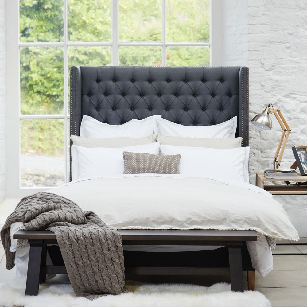 Meadows & Byrne Autumn Winter 2016 Bed Linen Collection