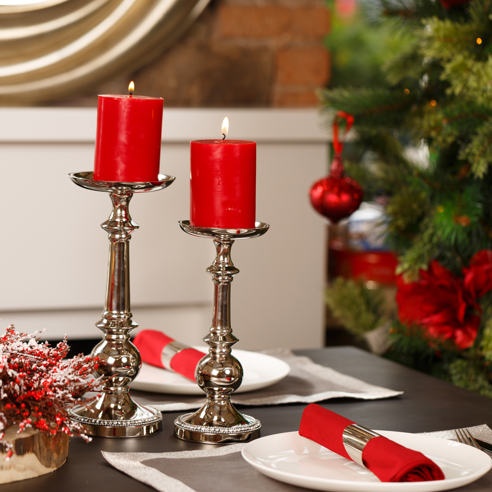 Festive table display