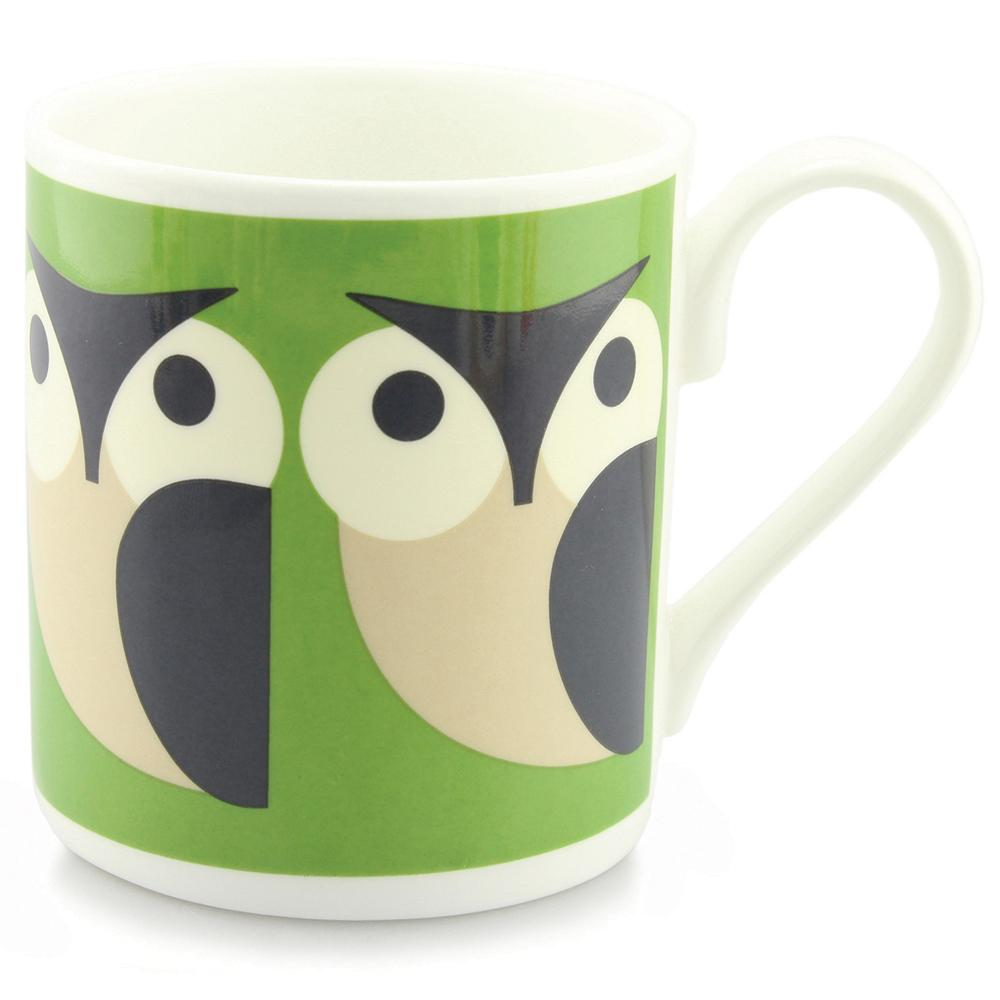 Orla Kiely Apple Owl Mug, €12.95