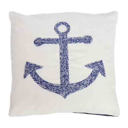 Ocean Anchor Cushion, €39.95