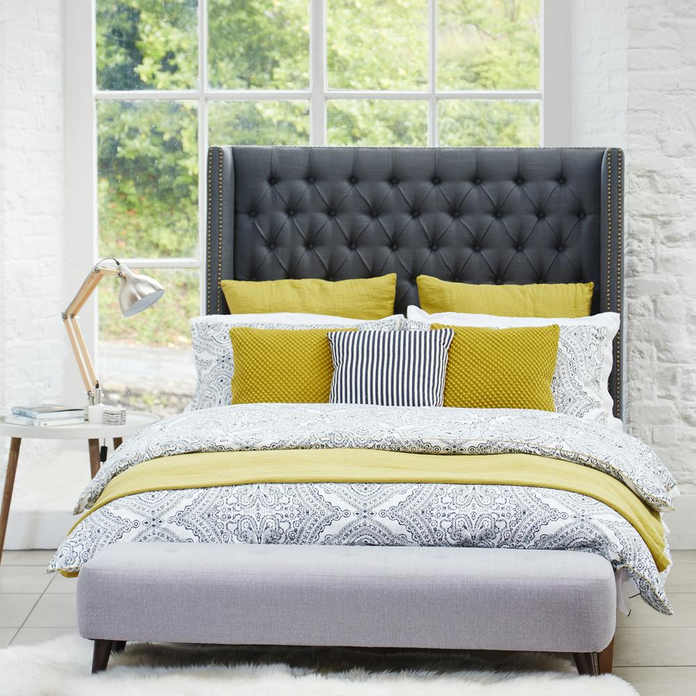 Meadows & Byrne Phoebe Bed Linen