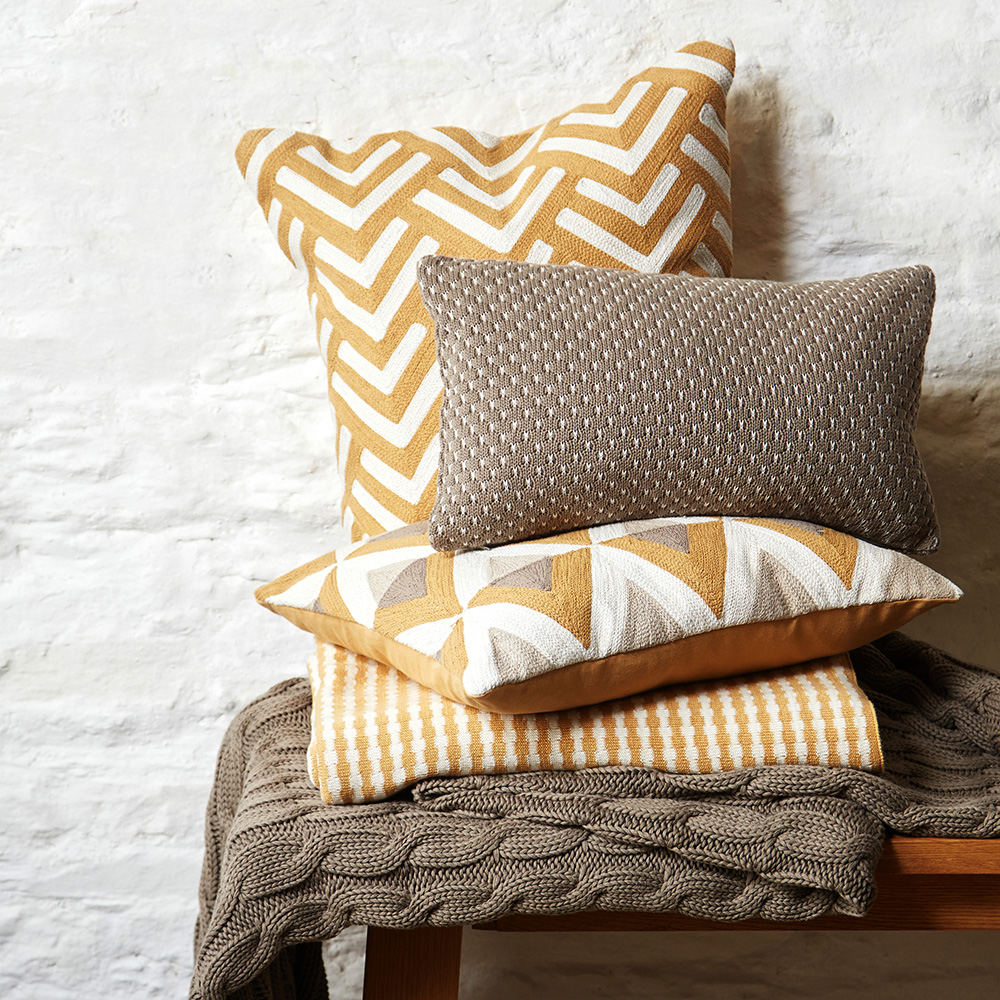 Peaks Cushion Collection, From €49.95