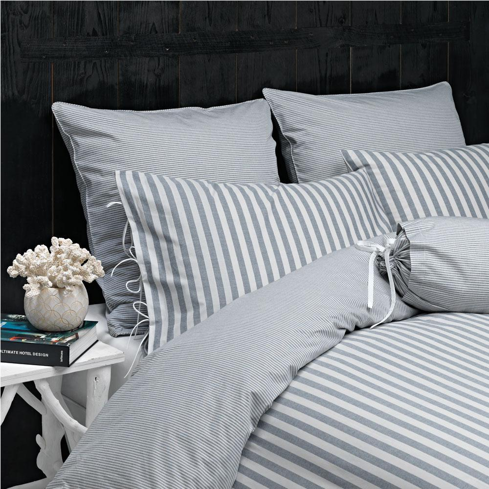 City Stripe Bed Linen Collection, from €89.95