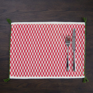 Holly Berry Placemats