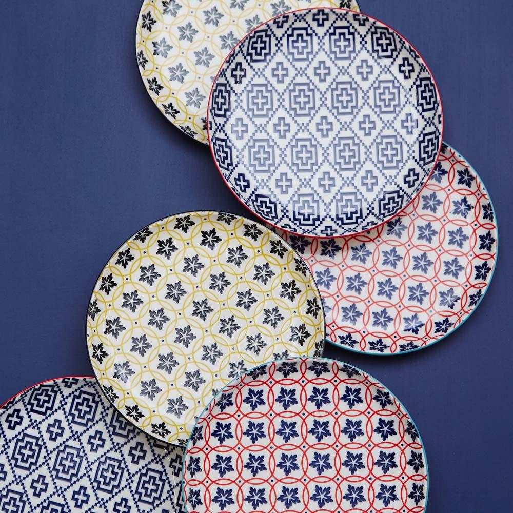 Salinger Plates