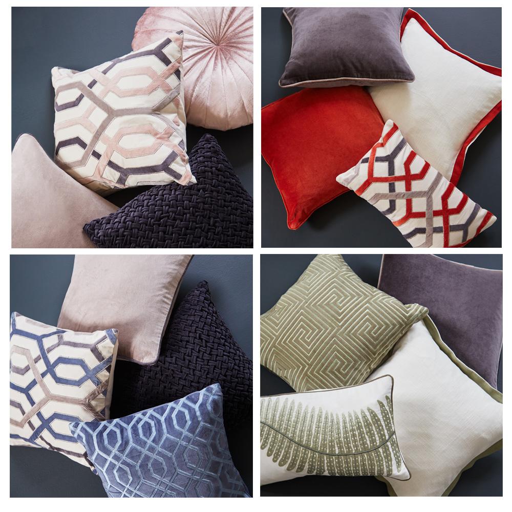 M&B Cushions